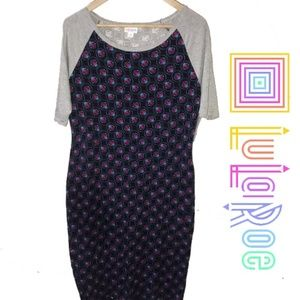 LLR Sz Medium NWT Julia Dress / Baseball Tee Style